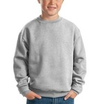Youth NuBlend® Crewneck Sweatshirt